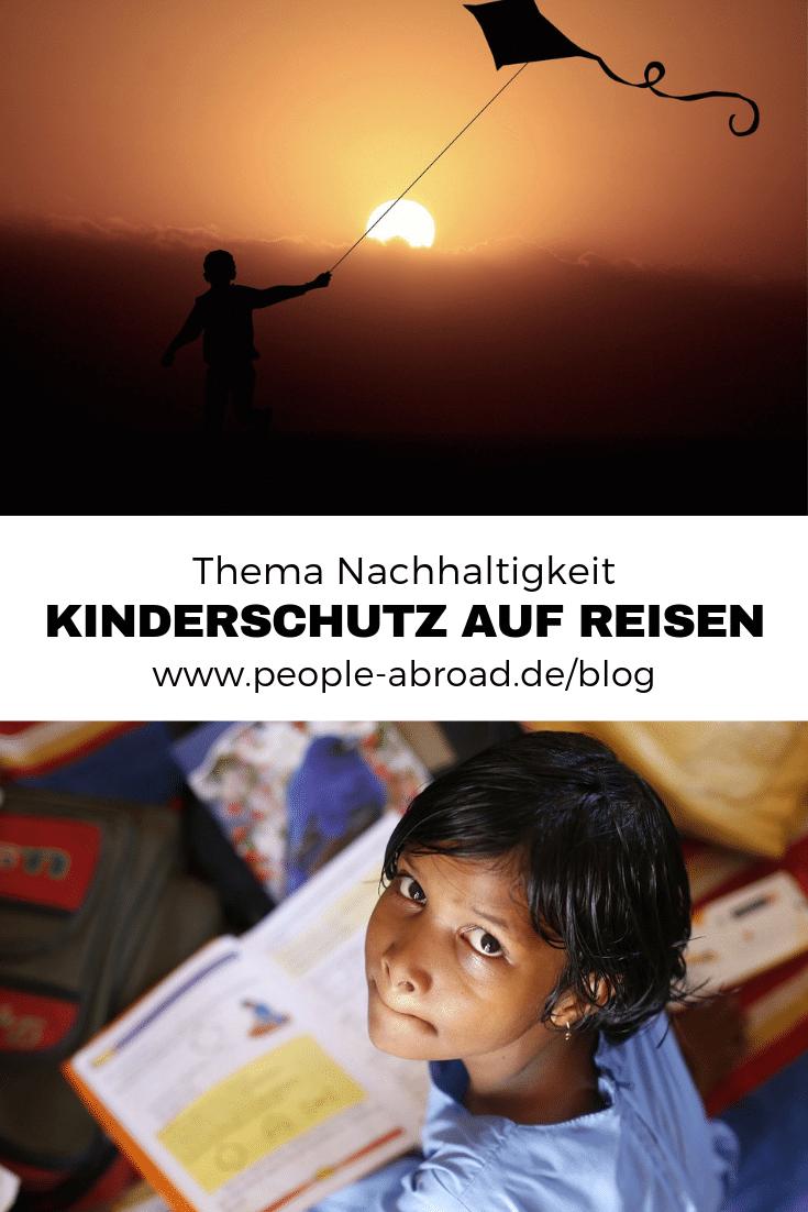Nachhaltigkeit in Sachen KInderschutz auf Reisen #Reisen #Kinderschutz #Reisetipps #Engagement