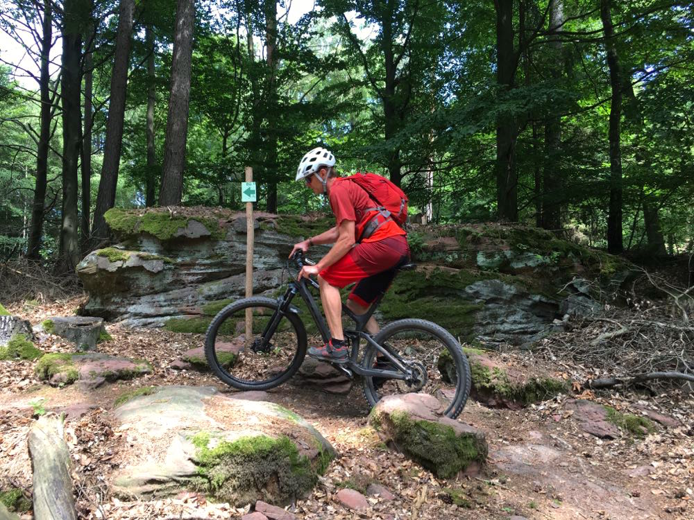 Mainland Miltenberg Churfranken Mountainbike