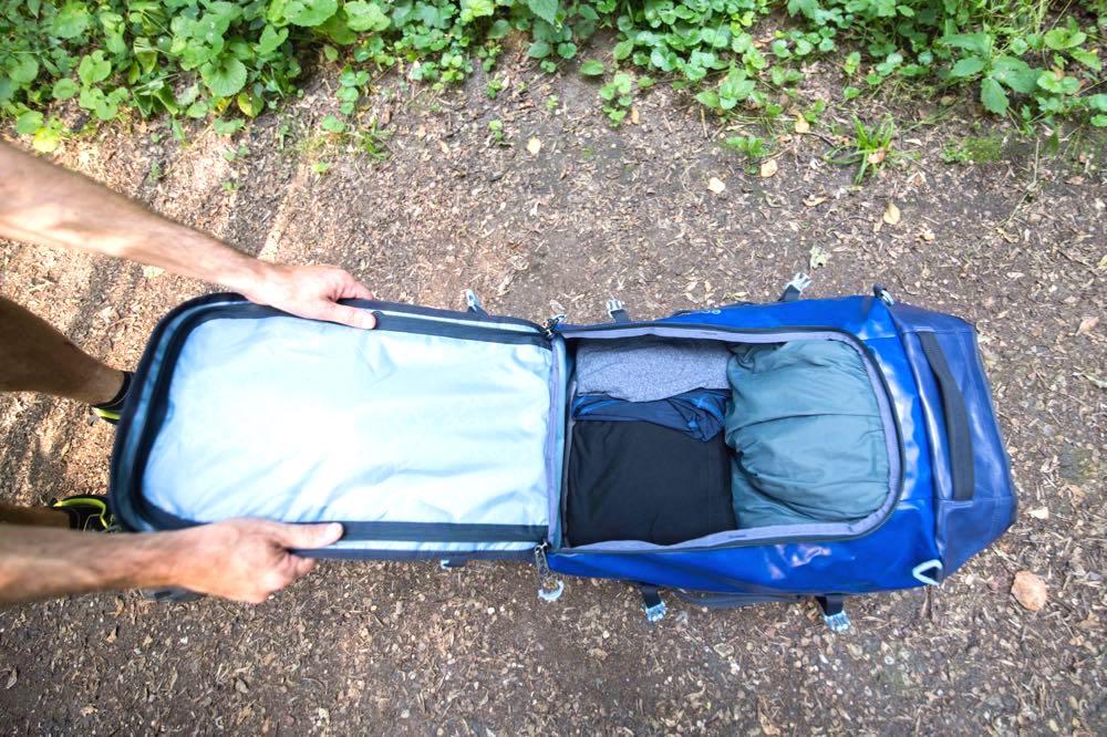 eagle creek cargo hauler duffel 1 - Wayfinder Backpack & Cargo Hauler Duffel