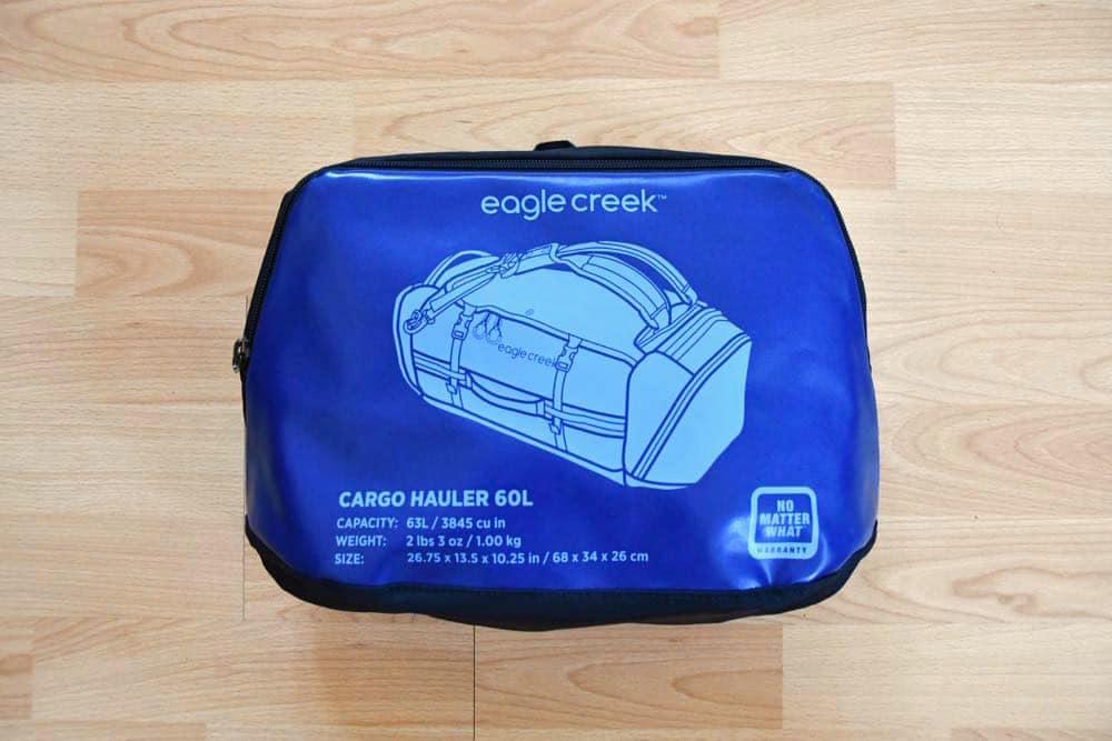 eagle creek cargo hauler duffel 15 - Wayfinder Backpack & Cargo Hauler Duffel