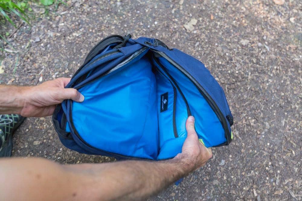 eagle creek wayfinder backpack 2 - Wayfinder Backpack & Cargo Hauler Duffel