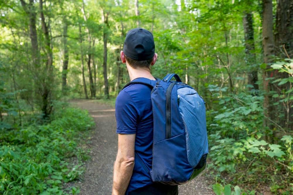 eagle creek wayfinder backpack 4 - Wayfinder Backpack & Cargo Hauler Duffel