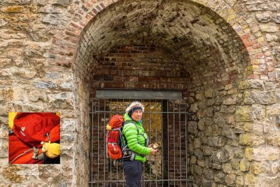 15 Outdoor-Blogger zeigen ihren Wanderrucksack