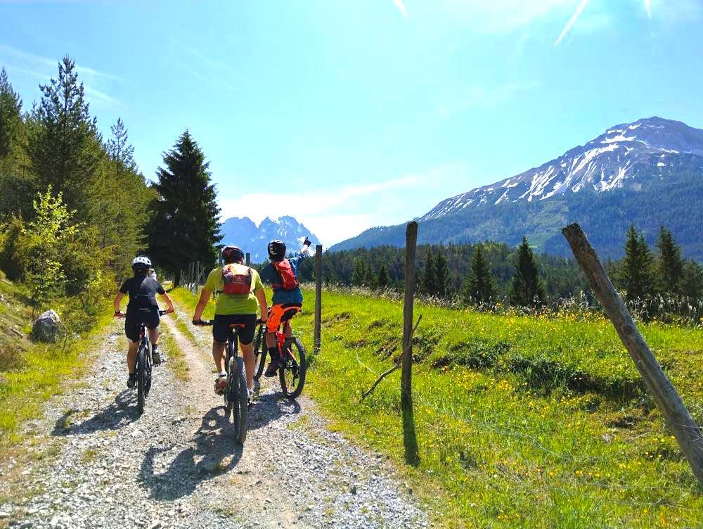 Imst in Tirol Radreise Aktivurlaub