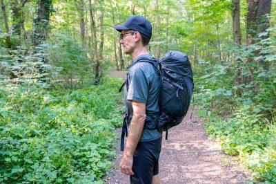 Der Lowe Alpine Aeon & Airzone Trail