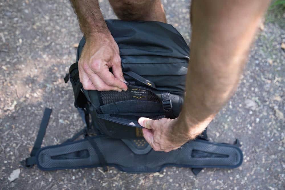 lowe alpine aeon rucksack 2 - Der Lowe Alpine Aeon & Airzone Trail