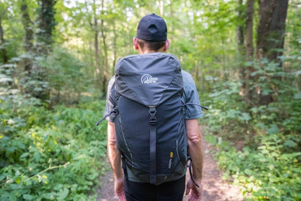 lowe alpine aeon rucksack 3 - Ausrüstung