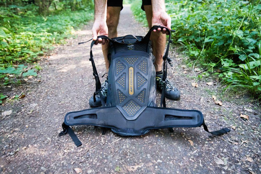 lowe alpine aeon rucksack 4 - Der Lowe Alpine Aeon & Airzone Trail
