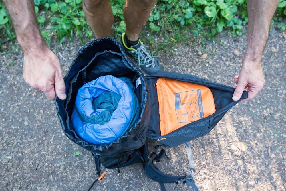 lowe alpine airzone trail rucksack 1 - Der Lowe Alpine Aeon & Airzone Trail