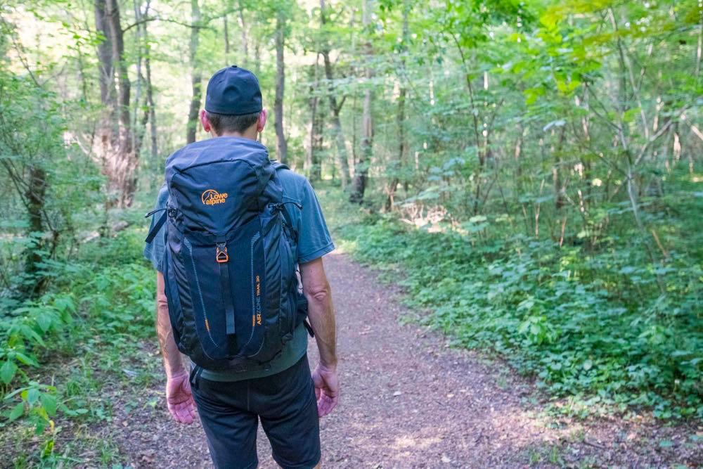 lowe alpine airzone trail rucksack 2 - Der Lowe Alpine Aeon & Airzone Trail