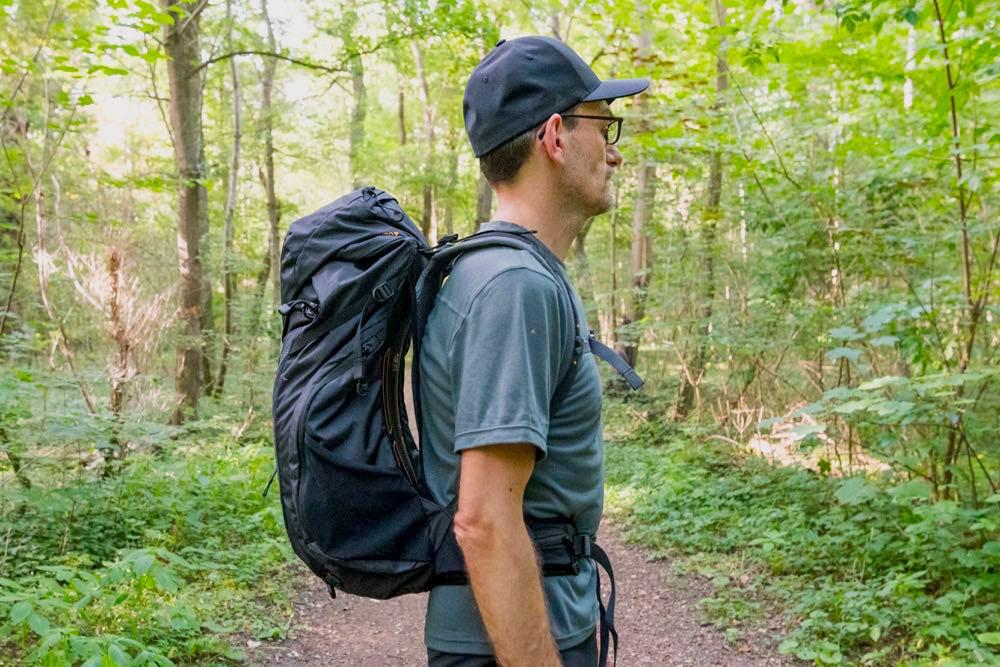 lowe alpine airzone trail rucksack 4 - Der Lowe Alpine Aeon & Airzone Trail