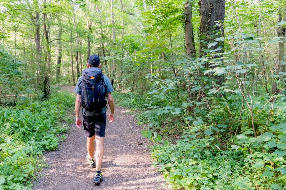 lowe alpine airzone trail rucksack 5 - Der Lowe Alpine Aeon & Airzone Trail