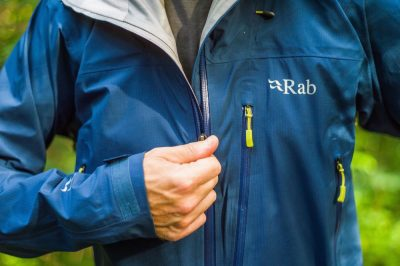 Rab Equipment: Die Firewall Jacket im Test