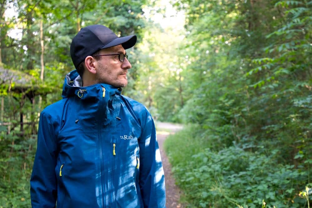 rab firewall jacket outdoorjacke 3 - Rab Equipment: Die Firewall Jacket im Test