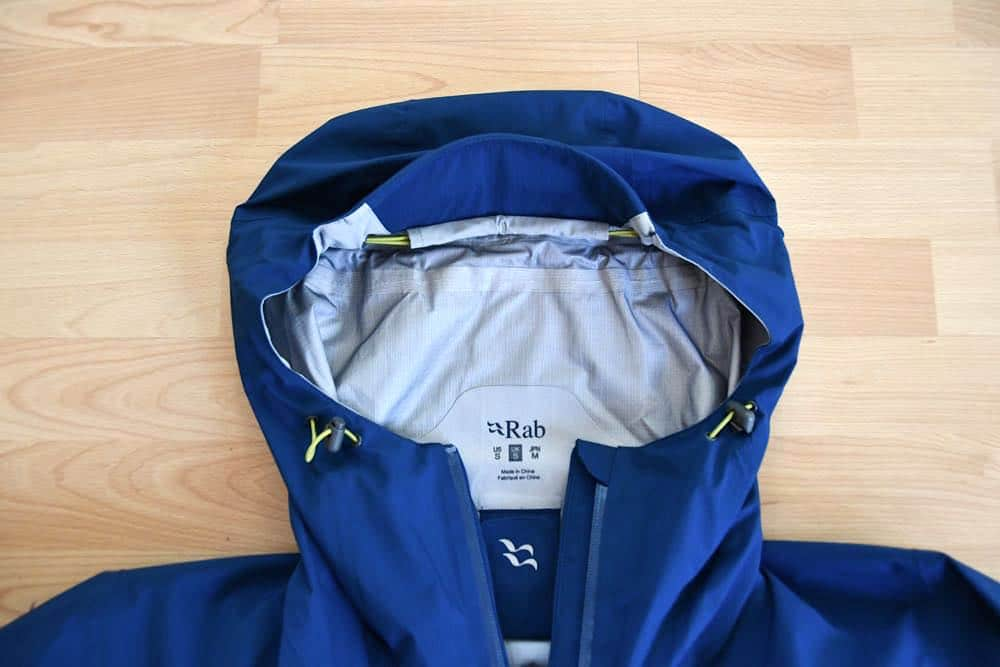 rab firewall jacket outdoorjacke 7 - Rab Equipment: Die Firewall Jacket im Test