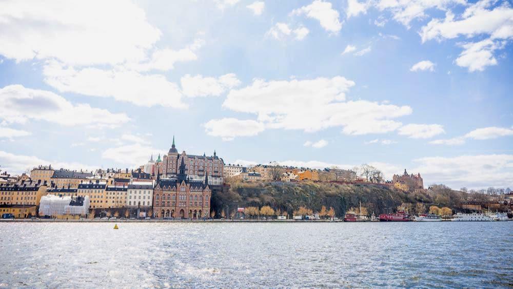 Stockholm Ansicht