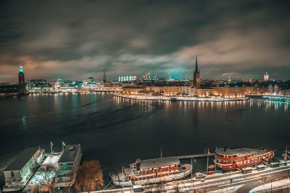 stockholm by night - Stockholm: 10 Tipps für deine Städtereise