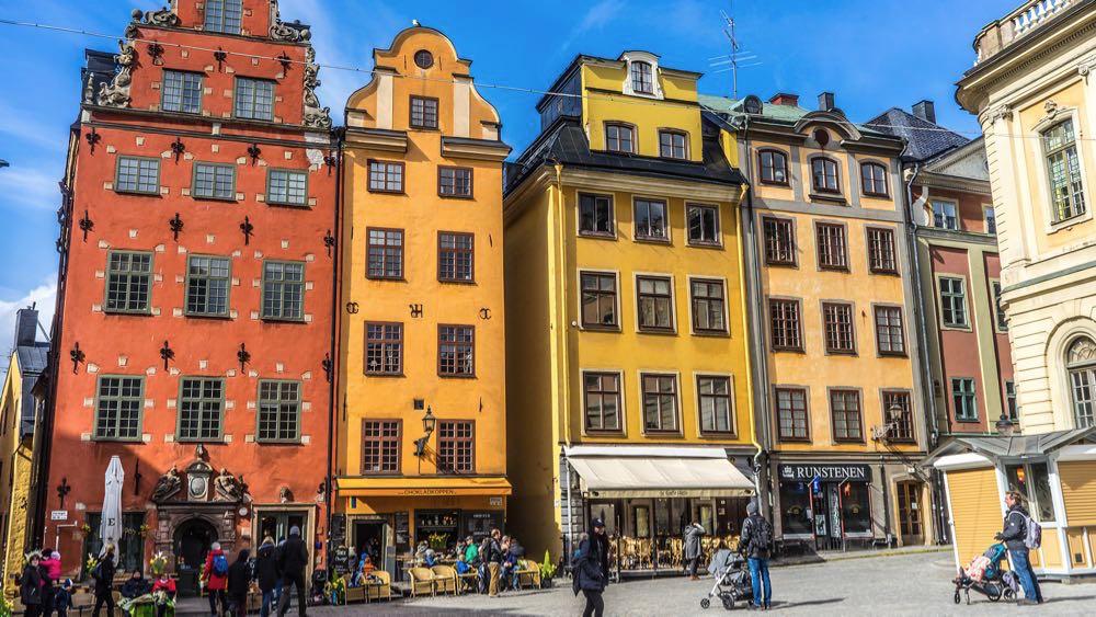 Stockholm Städtereise Urlaub Kurztrip