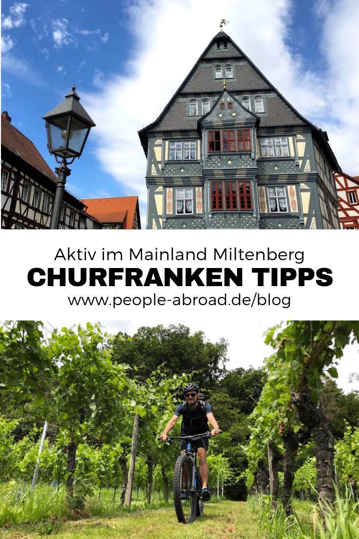 129 - Mainland Miltenberg: Aktivurlaub in Churfranken