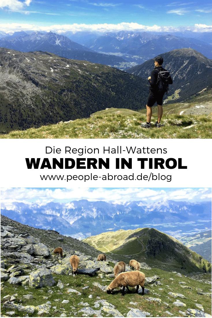 Werbung / Wandern & Biken in Hall-Wattens in Tirol #Reiseziele #Tirol #Urlaub #Berge #Wandern