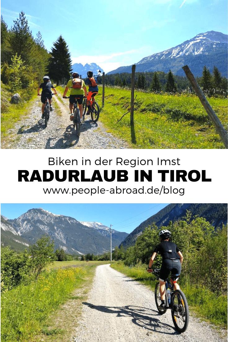 132 - Imst in Tirol mit dem Rad erkunden