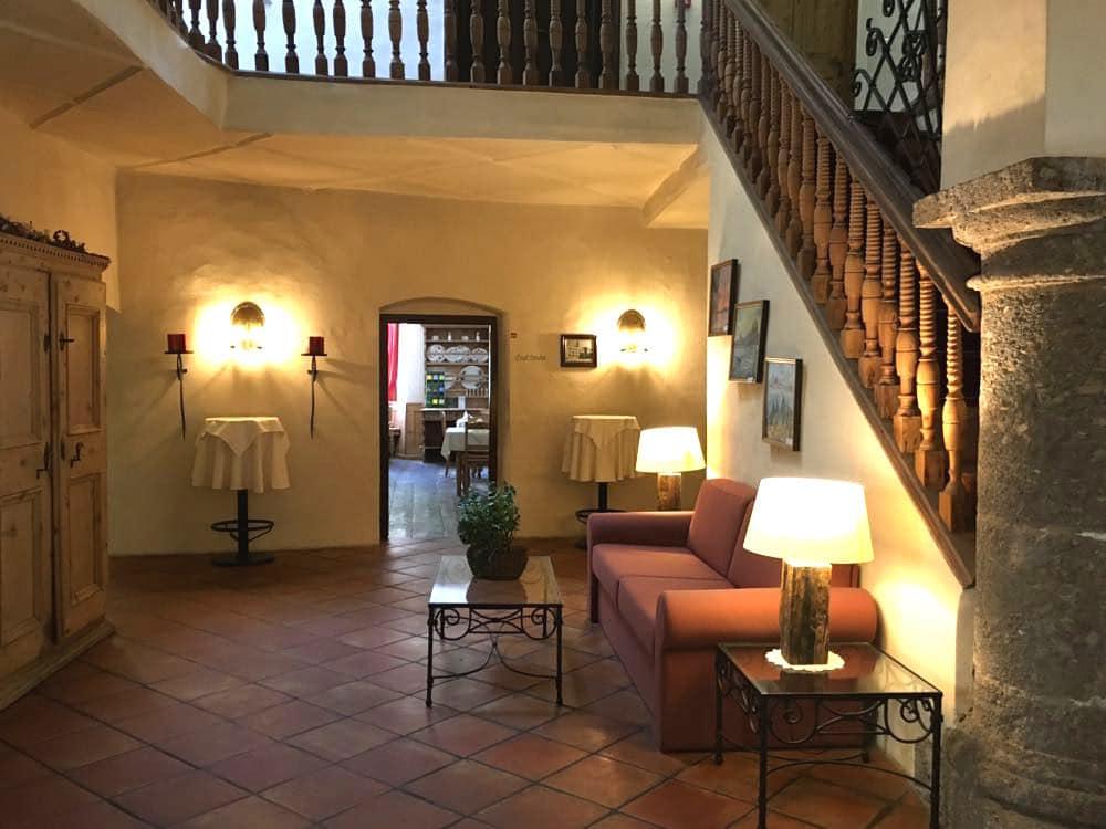 Hotel Goldener Engl Hall in Tirol