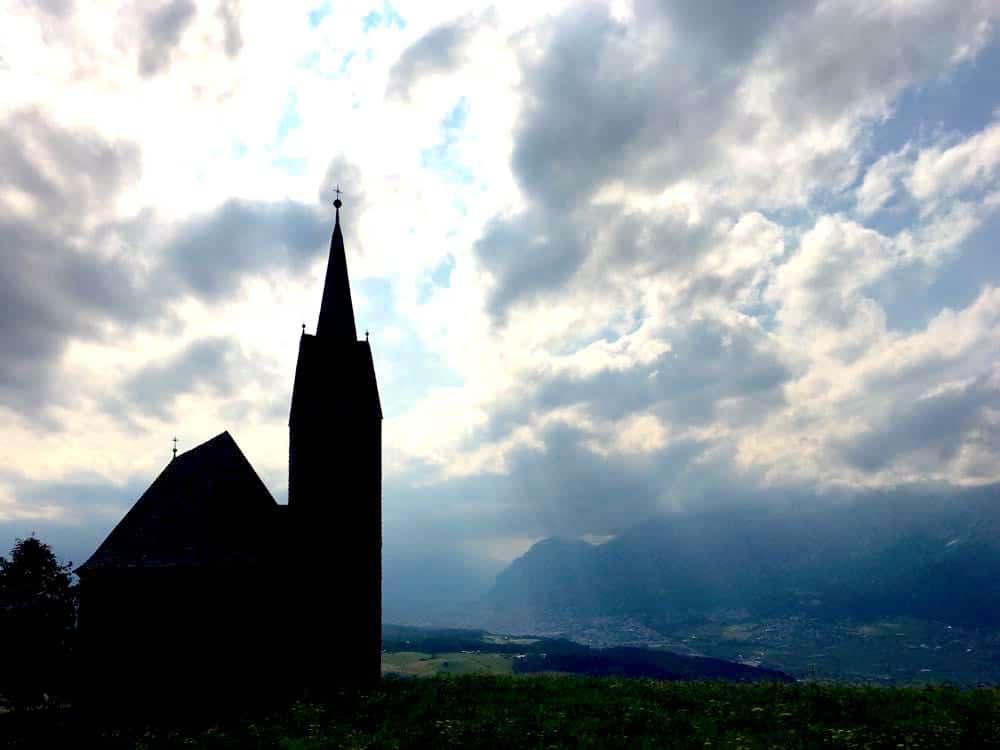 Windegg Region Hall-Wattens Tuxer Alpen Österreich