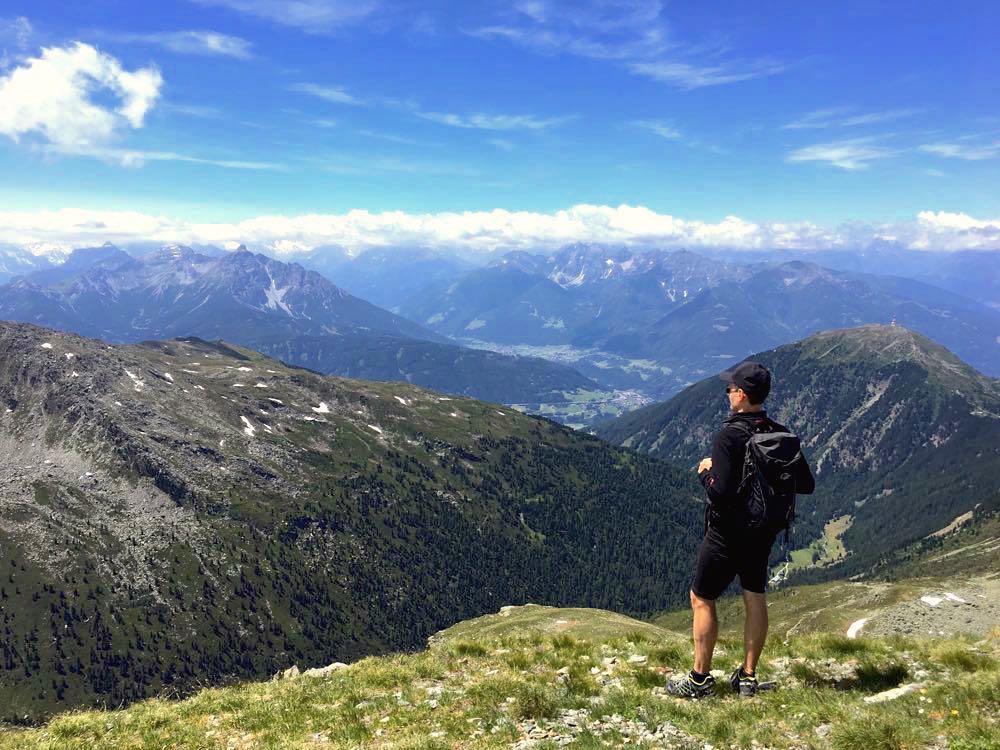 Tirol Region Hall-Wattens Tuxer Alpen Österreich