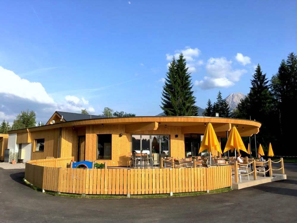 Strandcamping Gruber Faaker See Villach