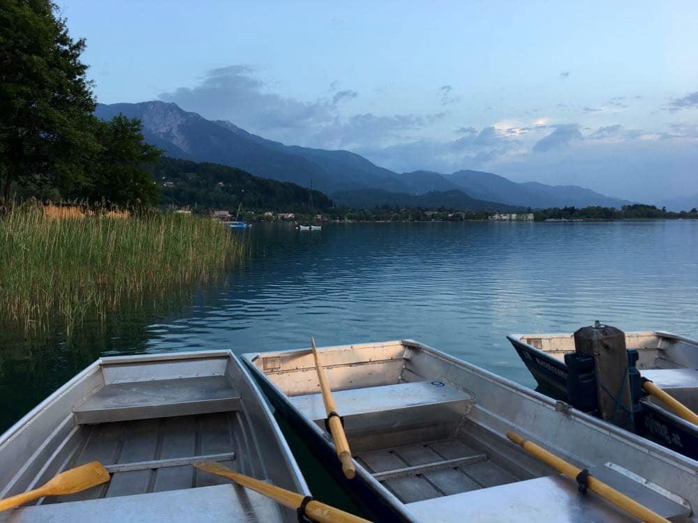 villach faaker see kaernten 6 - Region Villach: 10 Tipps für den Faaker See