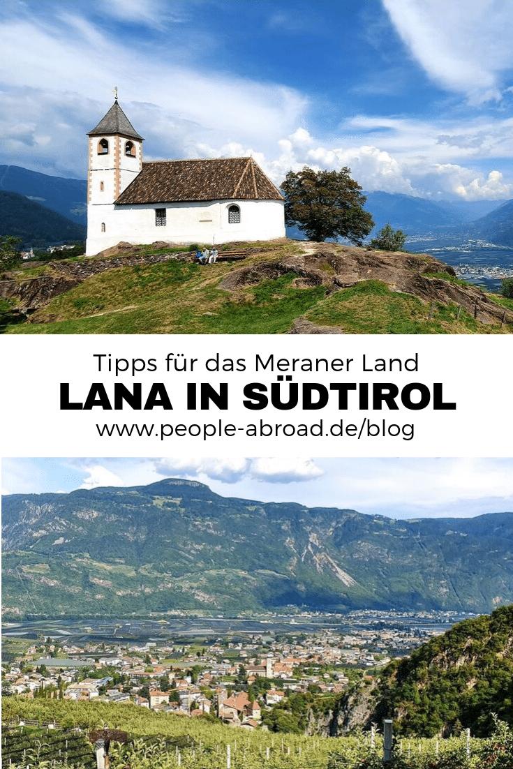 Werbung / Lana in Südtirol: 10 Tipps für deinen Kurzurlaub #Reiseinspirationen #Südtirol #Italien #Reisen #Wandern