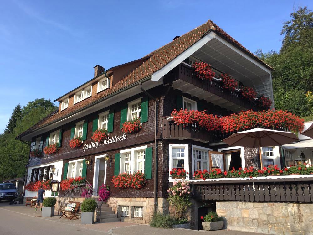 Hotel Restaurant Waldeck Menzenschwand St. Blasien