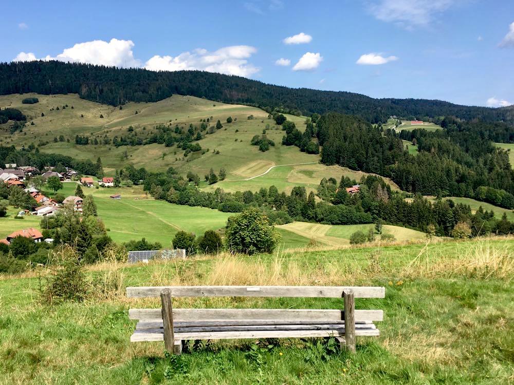 Lebküchlerweg Wandern Aktivreise Schwarzwald