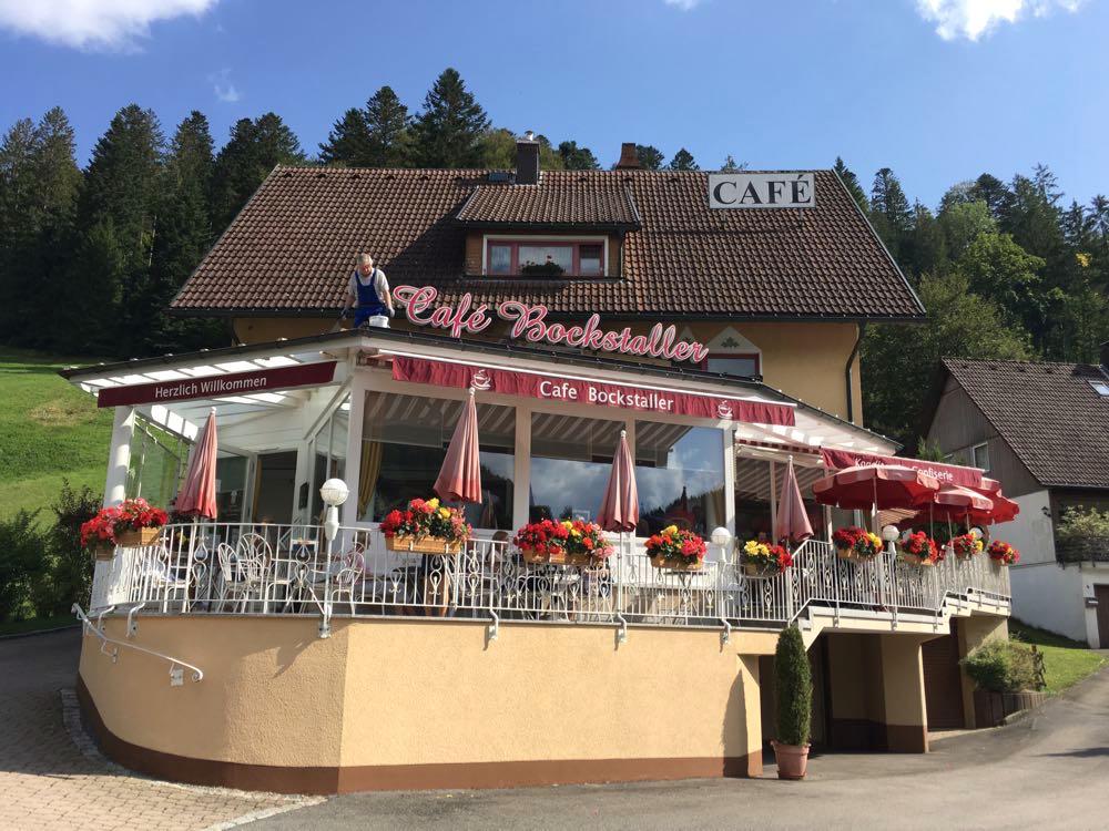 Todtmoos Cafe Bockstaller Wandern Aktivreise Schwarzwald