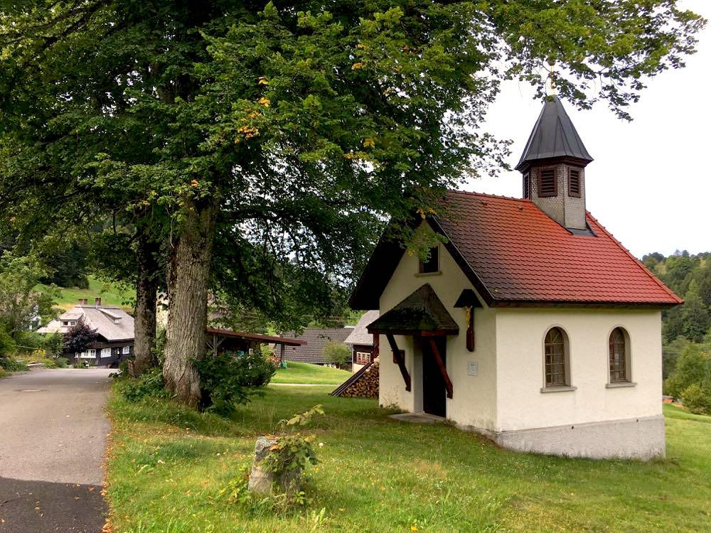 Hochschwarzwald Lebküchlerweg Wandern Aktivreise Schwarzwald Rütte
