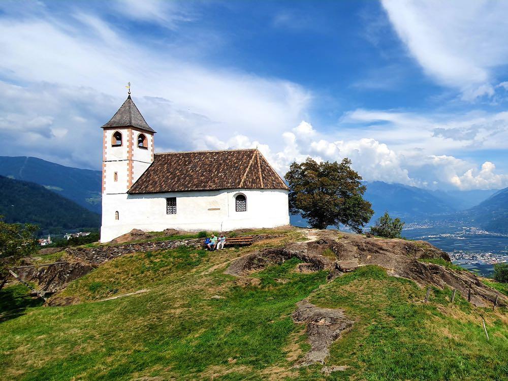 Lana Meraner Land Südtirol Urlaub St. Hippolyth