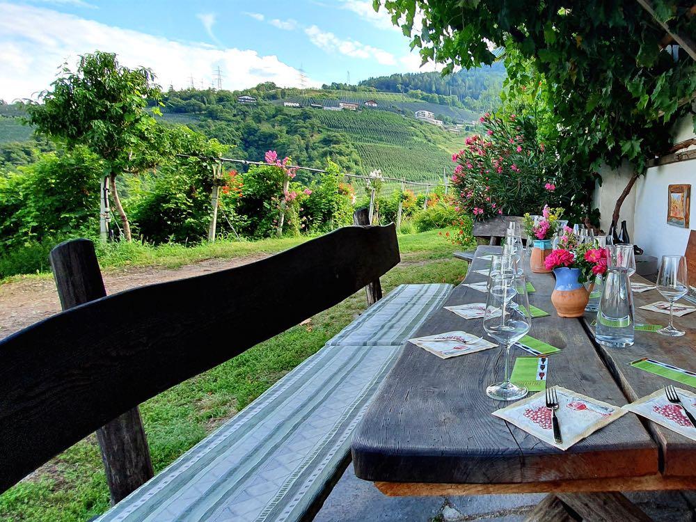 Zollweghof Meraner Land Südtirol Urlaub