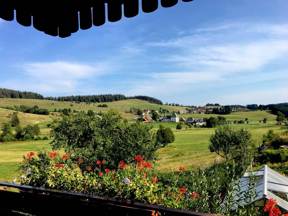 suedschwarzwald wandern ibacher panroamaweg 3 - Südschwarzwald: Wandern mit Blick auf Ibach