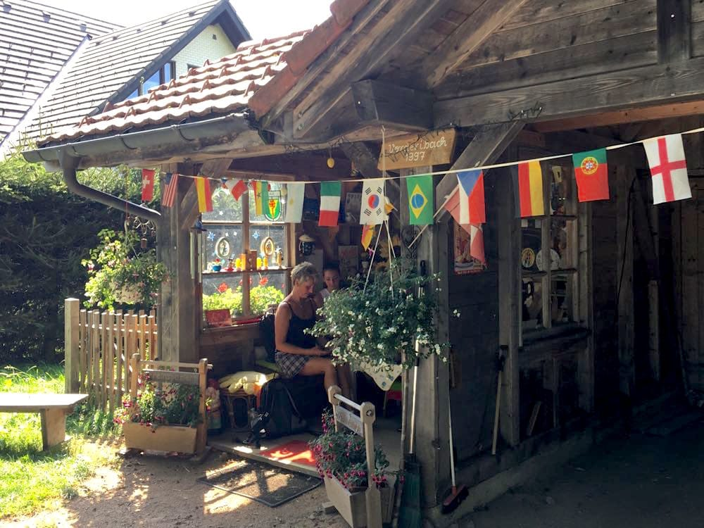 suedschwarzwald wandern ibacher panroamaweg 7 - Südschwarzwald: Wandern mit Blick auf Ibach