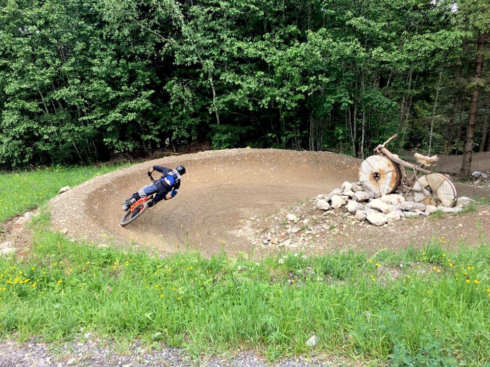 Mountainbiken in der Region Villach in Kärnten