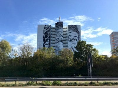Urban Art: Streetart & Graffiti in Mannheim