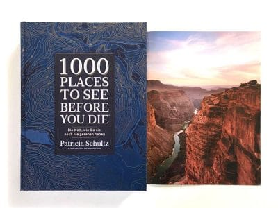 Buchtipp: 1000 Places to see before you die