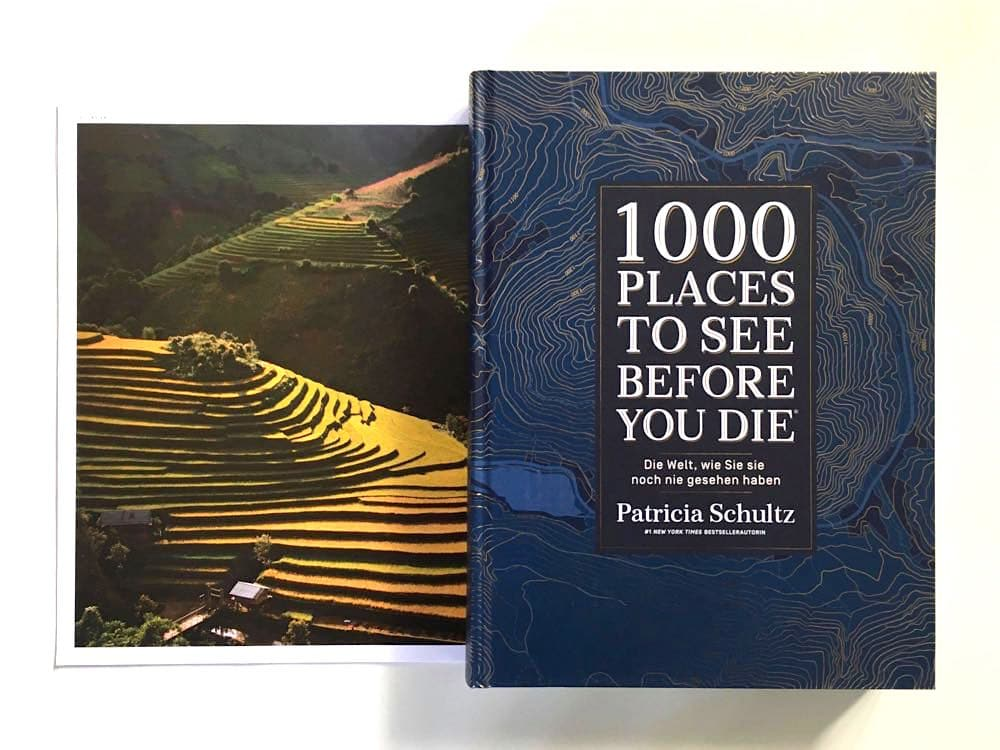 1000 places to see before you die 5 - Buchtipp: 1000 Places to see before you die