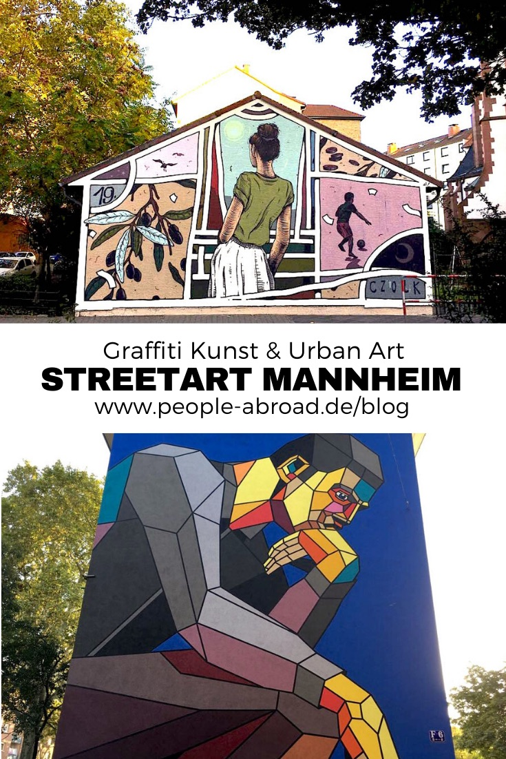 146 - Urban Art: Streetart & Graffiti in Mannheim