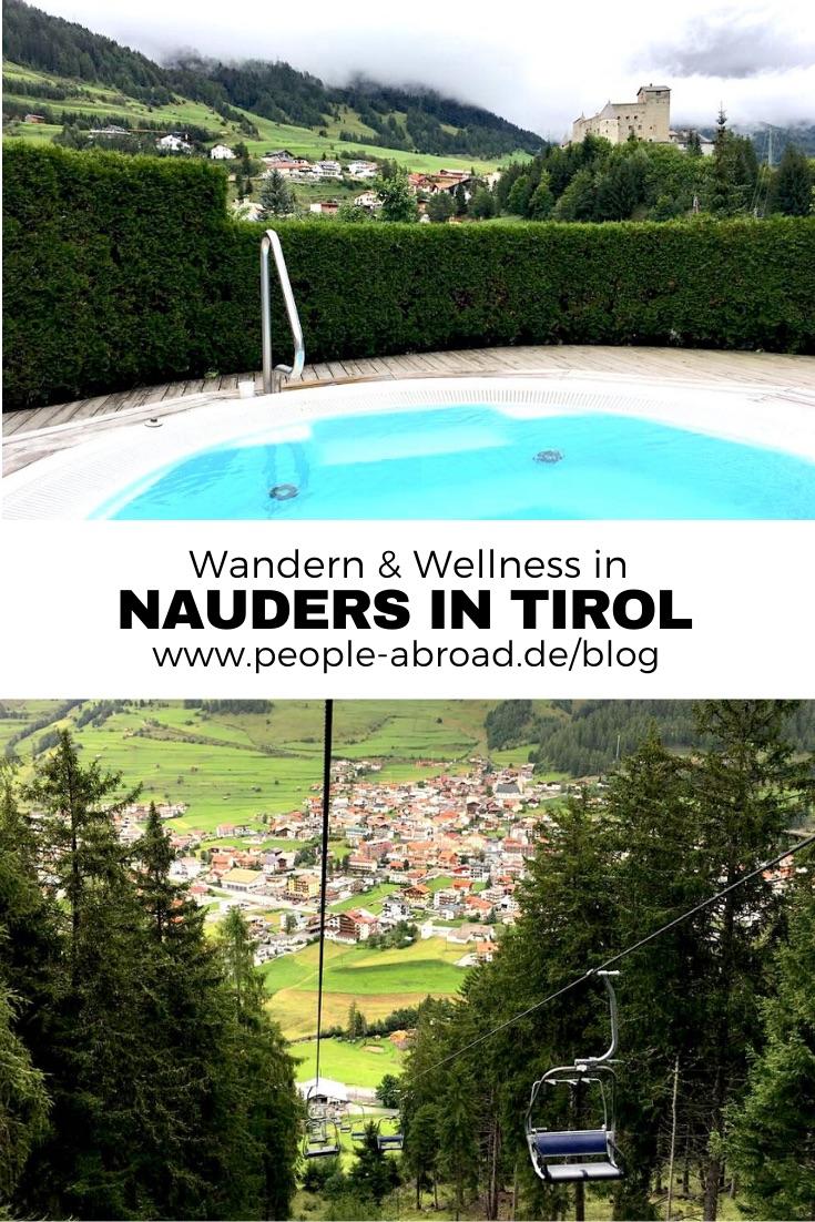 147 - Wandern & Wellness in Nauders in Tirol