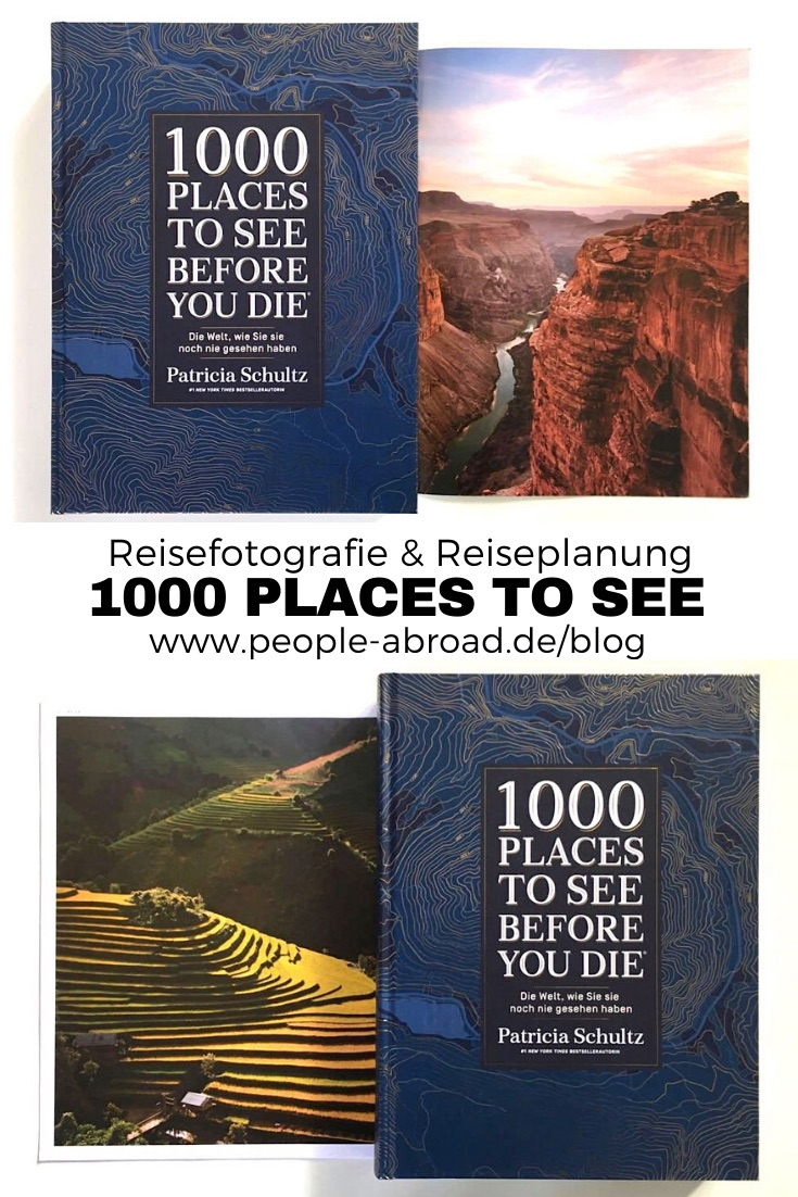 148 - Buchtipp: 1000 Places to see before you die
