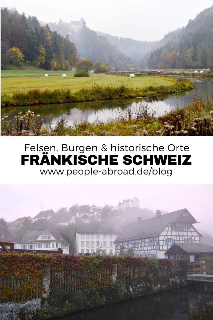 Werbung / Die Fränkische Schweiz #Reiseinspirationen #Reise #Deutschland #Franken