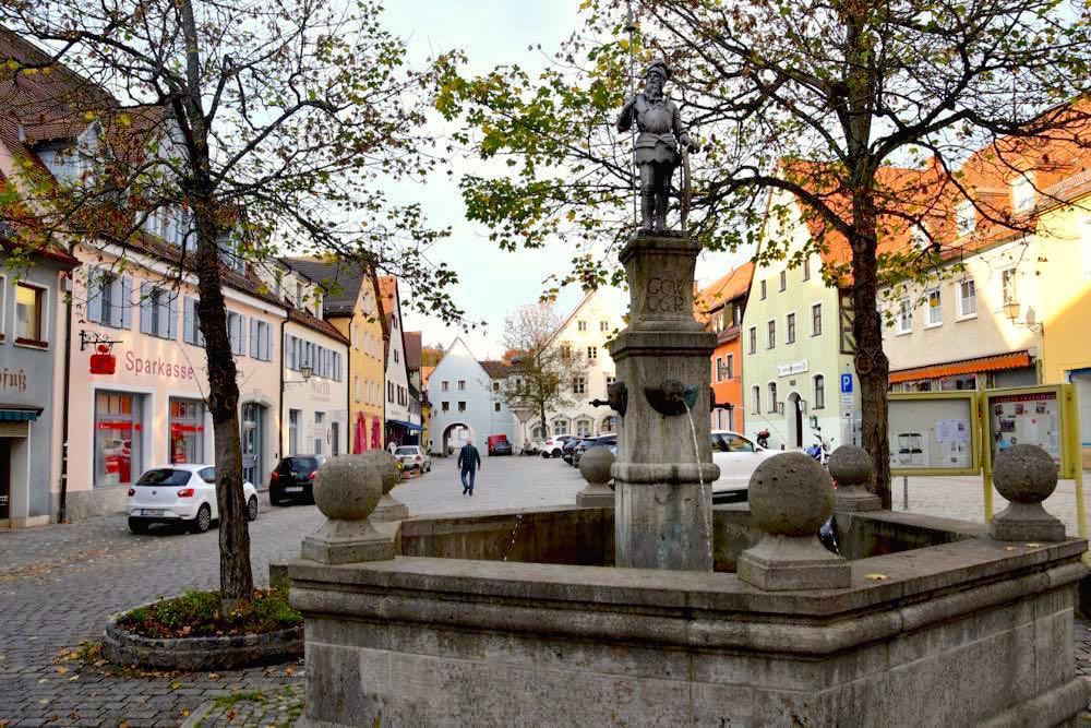 Gräfenberg Marktplatz