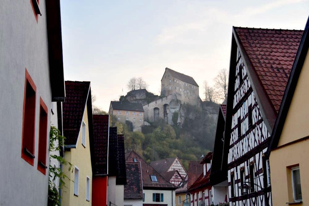 Fränkische Schweiz Pottenstein