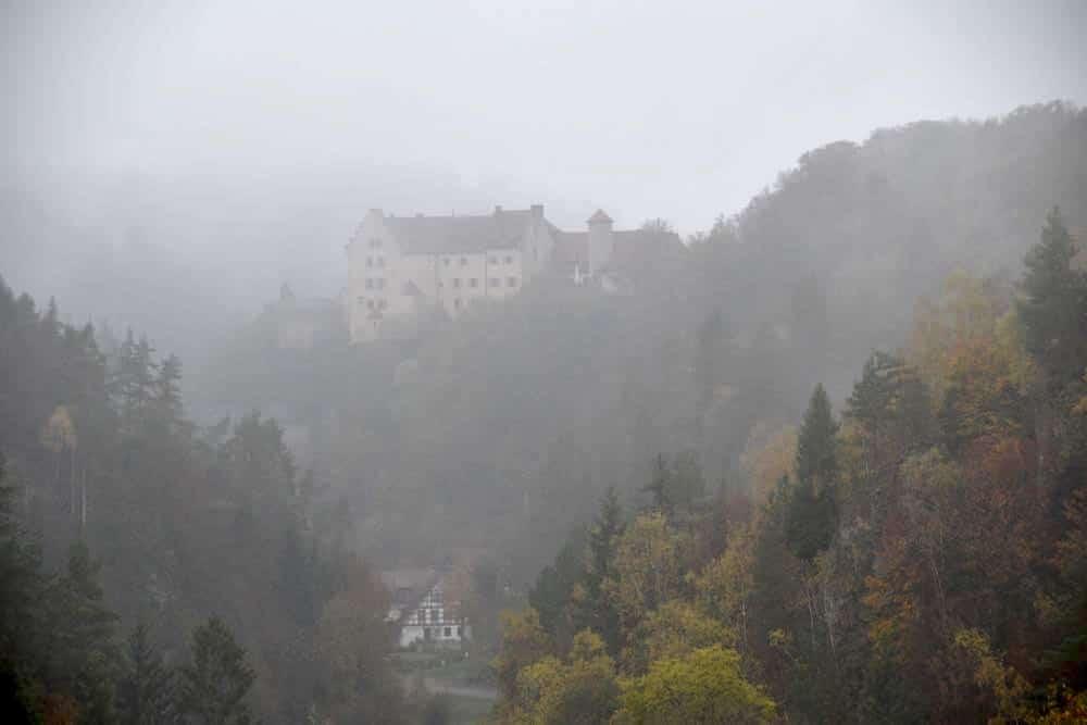 Fränkische Schweiz Burg Rabenstein